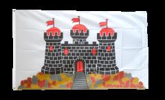 Flagge Schottland Edinburgh - 90 x 150 cm