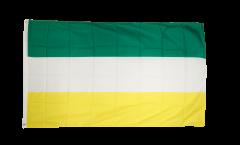 Flagge Schrebergarten - 150 x 250 cm