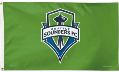 Flagge MLS Seattle Sounders - 90 x 150 cm