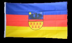 Flagge Siebenbürgen