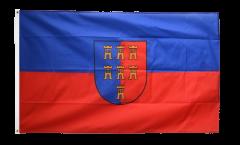 Flagge Siebenbürger Sachsen - 90 x 150 cm