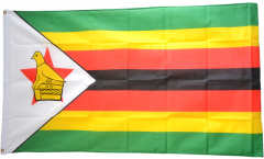 Flagge Simbabwe