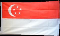 Flagge Singapur