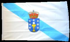 Flagge Spanien Galicien