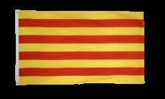 Flagge Spanien Katalonien
