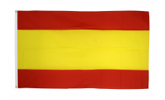Flagge Spanien ohne Wappen, genäht - 270 x 450 cm
