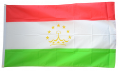 Flagge Tadschikistan