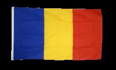 Flagge Tschad - 150 x 250 cm