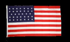 Flagge USA 34 Sterne - 90 x 150 cm