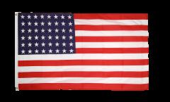 Flagge USA 48 Sterne