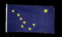 Flagge USA Alaska