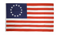 Flagge USA Betsy Ross 1777-1795 - 90 x 150 cm