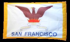 Flagge USA City of San Francisco - 90 x 150 cm