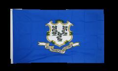 Flagge USA Connecticut - 90 x 150 cm