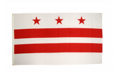 Flagge USA District of Columbia - 90 x 150 cm