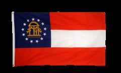 Flagge USA Georgia