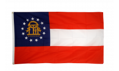 Flagge USA Georgia - 90 x 150 cm