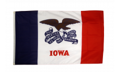 Flagge USA Iowa