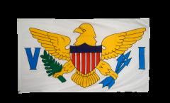 Flagge USA Jungferninseln - 90 x 150 cm