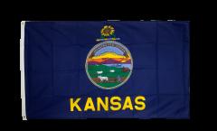 Flagge USA Kansas - 90 x 150 cm