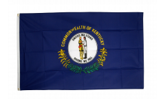 Flagge USA Kentucky - 90 x 150 cm