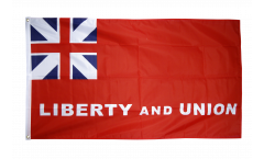 Flagge USA Liberty and Union Taunton Flag