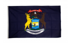 Flagge USA Michigan - 90 x 150 cm