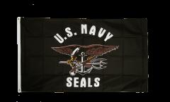 Flagge USA Navy Seals - 90 x 150 cm