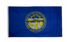 Flagge USA Nebraska - 90 x 150 cm