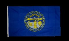 Flagge USA Nebraska