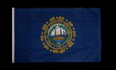 Flagge USA New Hampshire - 90 x 150 cm