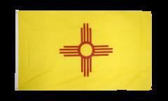 Flagge USA New Mexico - 90 x 150 cm