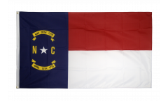 Flagge USA North Carolina - 90 x 150 cm