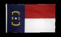 Flagge USA North Carolina