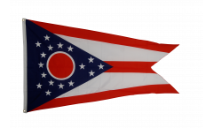 Flagge USA Ohio - 90 x 150 cm