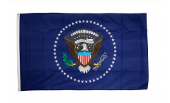 Flagge USA President Präsident 2 - 90 x 150 cm