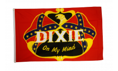 Flagge USA Südstaaten Dixie on my mind - 90 x 150 cm