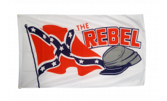 Flagge USA Südstaaten The Rebel - 90 x 150 cm