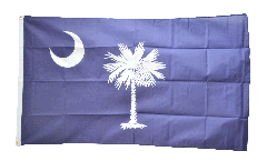 Flagge USA South Carolina
