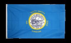 Flagge USA South Dakota - 90 x 150 cm