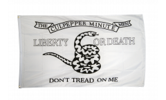 Flagge USA The Culpeper Minute Men