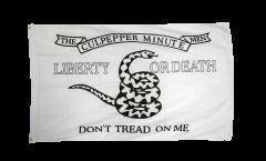 Flagge USA The Culpeper Minute Men - 90 x 150 cm
