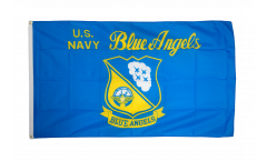 Flagge USA US Navy Blue Angels - 90 x 150 cm