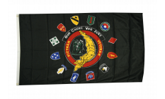 Flagge USA Vietnam Veteran - 90 x 150 cm