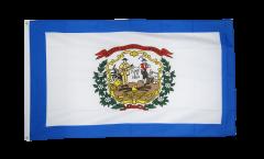 Flagge USA West Virginia - 90 x 150 cm