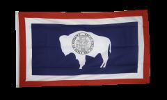 Flagge USA Wyoming