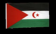 Flagge Westsahara