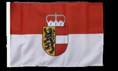 Flagge Österreich Salzburg - 30 x 45 cm