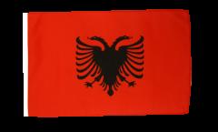 Flagge Albanien - 30 x 45 cm