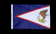 Flagge mit Hohlsaum Amerikanisch Samoa